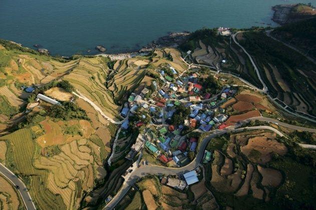 Namhae-gun South Korea  City pictures : south korea
