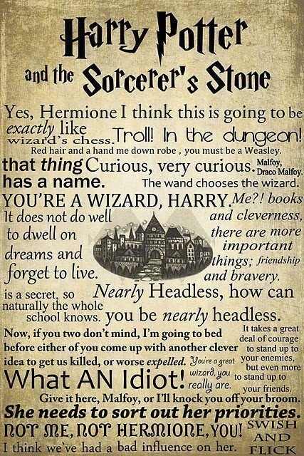 harry potter and the sorcerers stone book report Financial analysis of harry potter and the sorcerer's stone (2001)  but we thought now would be good time to look back at how harry potter has  report date.