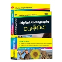 Digital Photography for Dummies DVD and Book: pinterest.com/pin/178666310189007687