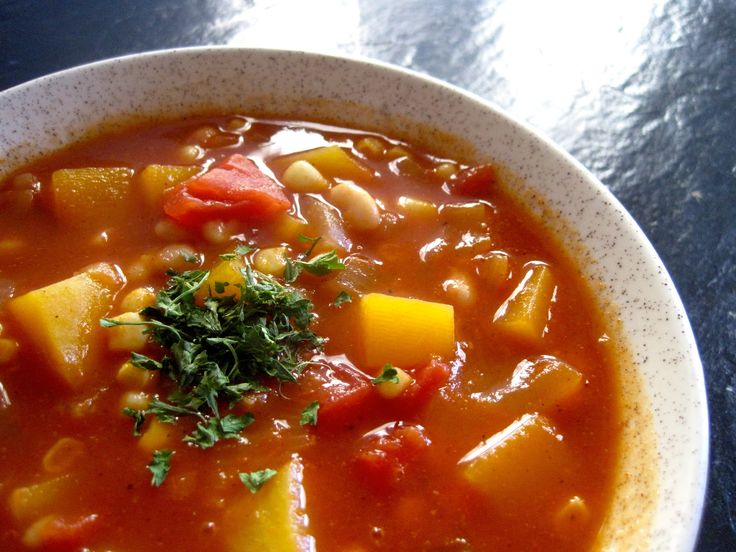 Fall Vegetable Soup | I Need To Learn How To Cook | Pinterest