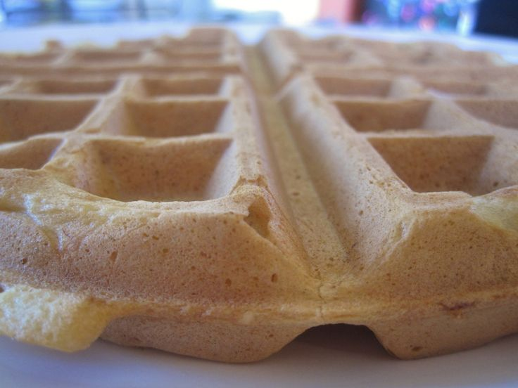 Banana Waffles | For breakfast, For real | Pinterest
