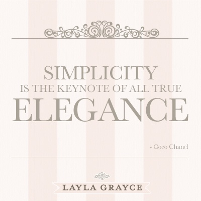 simplicity coco chanel quotes quotesgram
