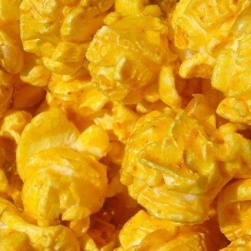 Spicy Cheese Popcorn | Sweet Desserts & Candies | Pinterest