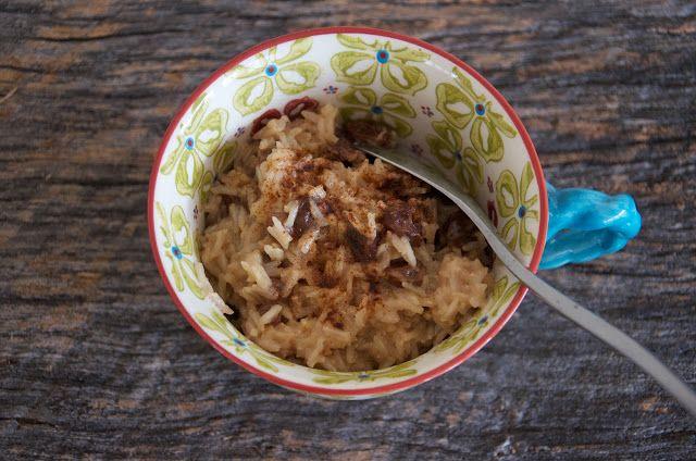 Coconut Chai Rice Pudding Recipes — Dishmaps