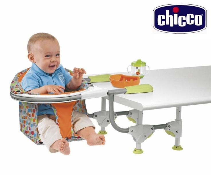 Silla de comer bebe para mesa chicco ropita para bebe for Sillas para bebes walmart