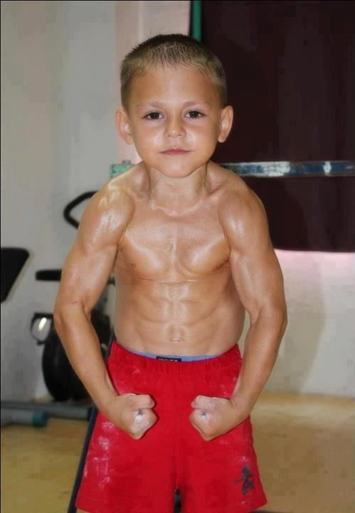 Giuliano Stroe Worlds Strongest Boy | Favorite Places ...