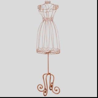 wire dress mannequinWire Dress Mannequin