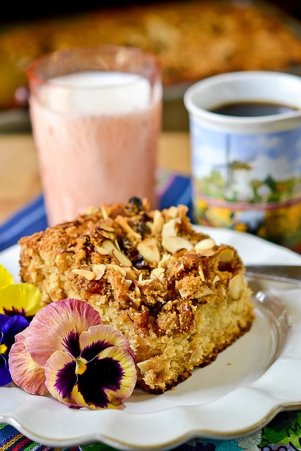 Overnight Coffee Cake by Full Fork Ahead, via Flickr - do literally ...