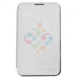 Samsung Galaxy Note Flip Cover Case - White | RP: $29.99, SP: $29.99