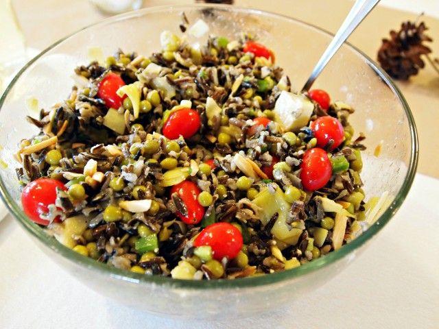 Wild Rice Salad   Yummy Yummy!   Pinterest