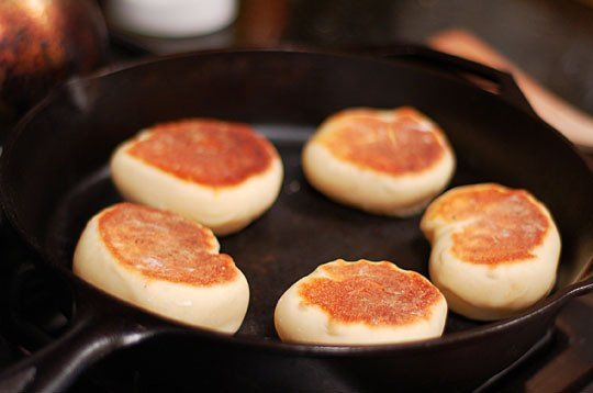 What's the Difference? Crumpets Versus English Muffins
