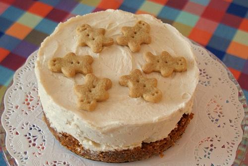 Gingerbread Cheesecake OMG | FOOD! | Pinterest