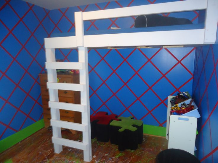 loft bed preteen boy bedroom for the home pinterest
