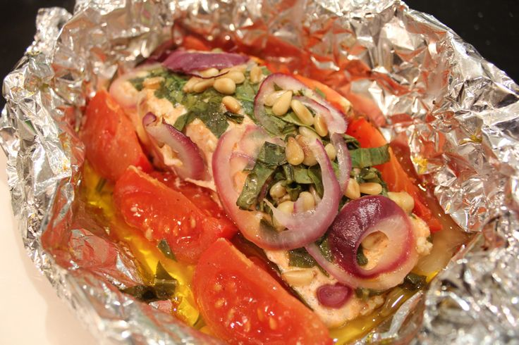 Oven Baked Salmon | recipes and food | Pinterest
