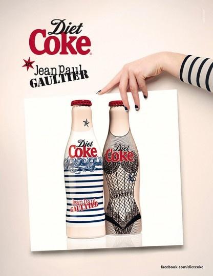 Diet Coke by JP Gaultier
