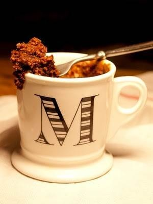 vegan 5-minute chocolate mug cake - yum! | Got Mugs? | Pinterest