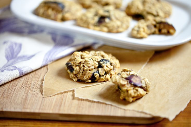 Cardamom Oatmeal Fig Cookies | pretty yummies | Pinterest