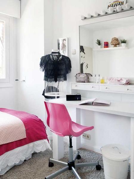 make-up room! : dream home ideas : Pinterest