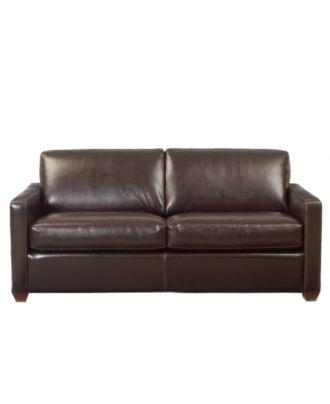 Lucas Full Sleeper Sofa - furniture - Macy's