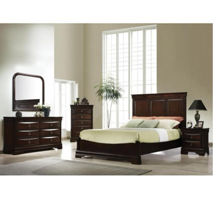 Bedroom Collection Set Queen From Santas Choice