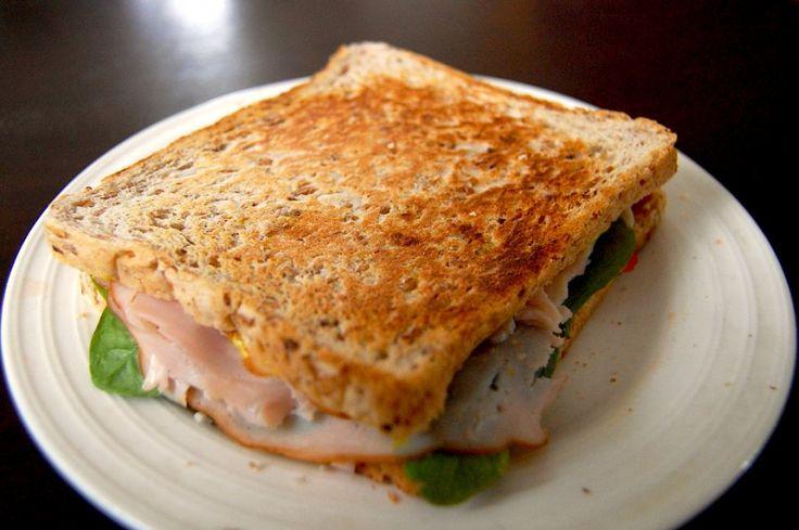 Turkey Cuban panini | healthy crap | Pinterest