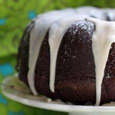 Mocha Rum Cake | Christmas Entertaining | Pinterest