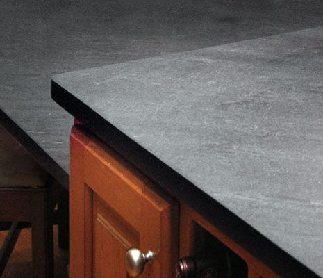 Slate for countertop homey environments pinterest for How much is a slab of quartz