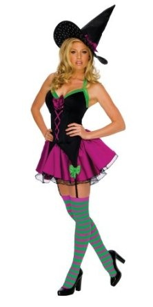 Halloween Costume!!:$21.64 - $48.99 Don't miss OUT!!! on Women's Playboy Sparkle Witch Costume by Rubie's Costume Co