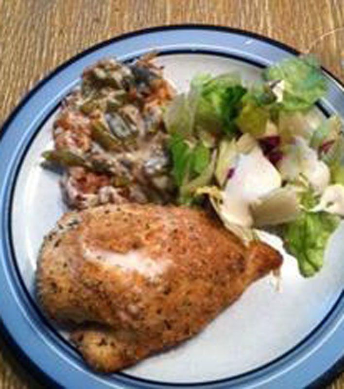 Baked Garlic Parmesan Chicken | Favorite Recipes | Pinterest
