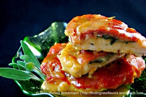 Chicken Saltimbocca   Food   Pinterest