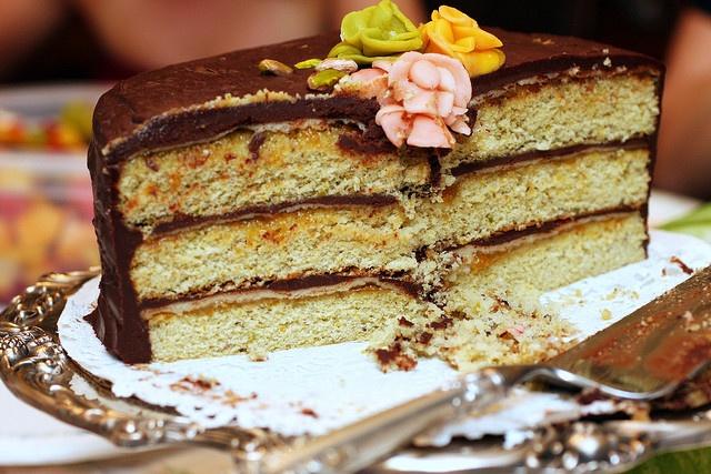 pistachio petit-four cake | Cake | Pinterest
