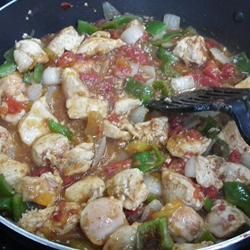 Curried Mango Chicken Allrecipes.com | Yum | Pinterest