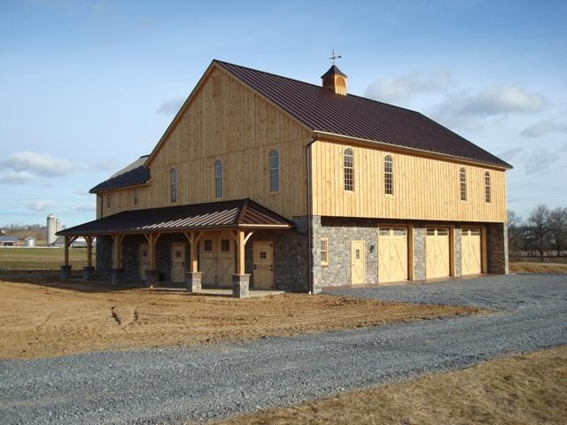 Bank barn barns pinterest for Bank barn plans
