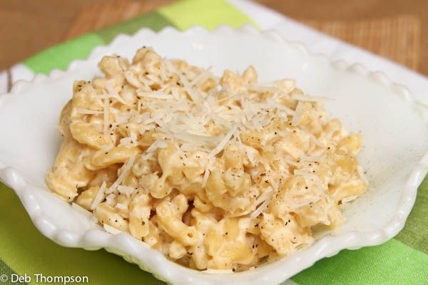 Delicious and Easy Mac and Cheese!