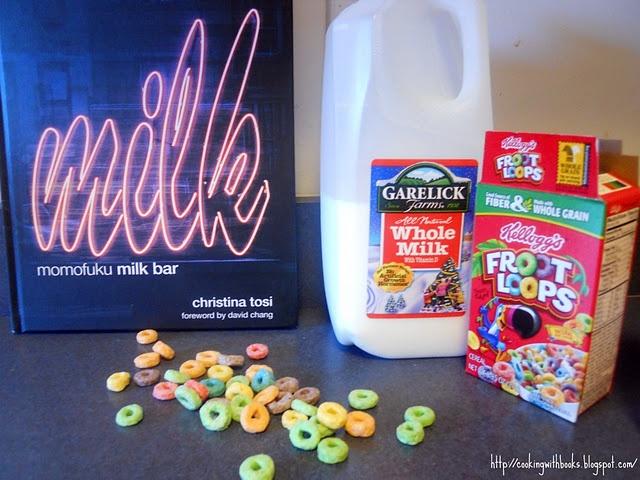 Cereal milk from momofuku milk bar. | food and baking | Pinterest