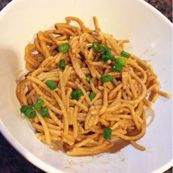 This is a lighter version of classic Cold Sesame Noodles, which is ...