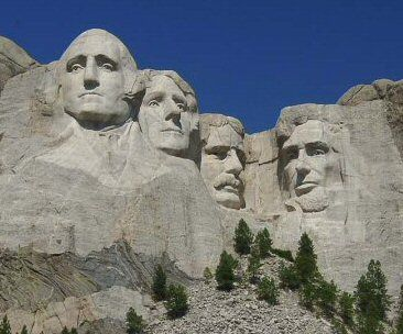 Great Faces, Great Places, South Dakota!
