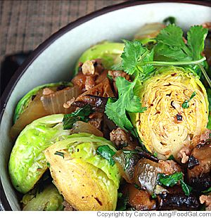 in black bean sauce brussels sprouts in black bean sauce recipes ...