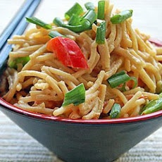 Peanut Noodle Salad Recipe | [Misc Food] | Pinterest