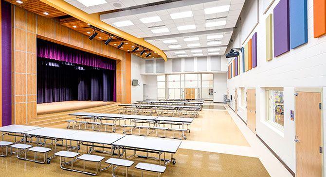 Cafetorium School Design Pinterest