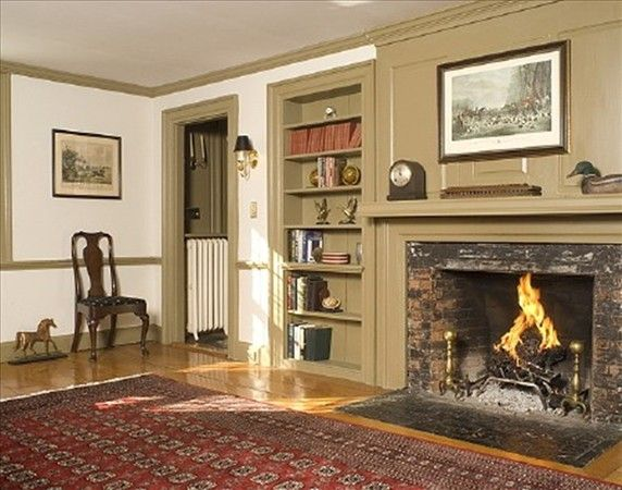 Pinterest Early American Colonial Interiors | Joy Studio Design ...
