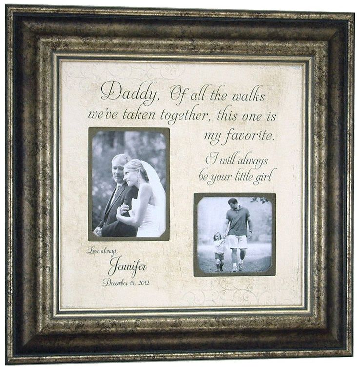 Wedding Gifts For Brides Father : Wedding Gift For Parents, Mother of the bride, Thank you, Father or t ...