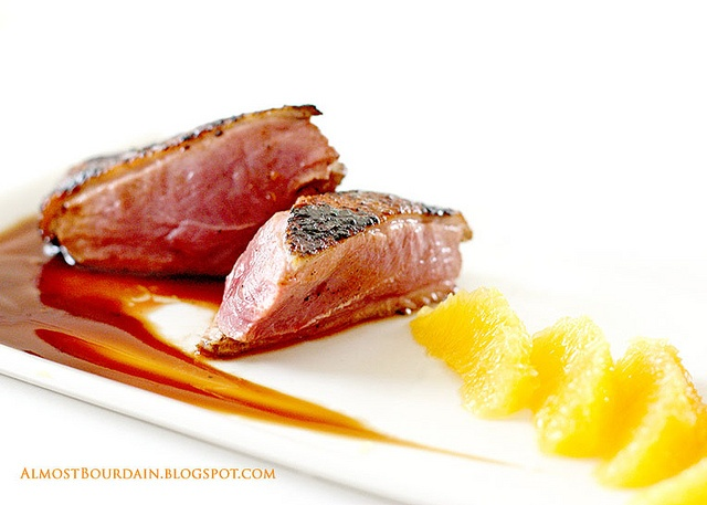 Duck A L'Orange Recipe — Dishmaps