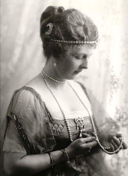 Princess Alice of Albany, 1920