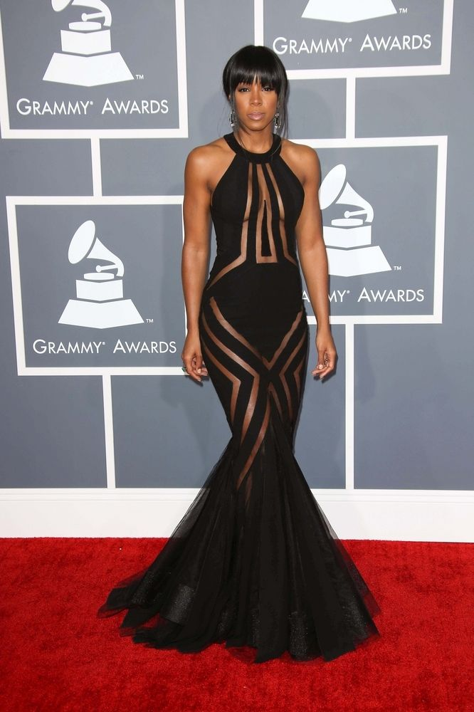 Kelly Rowland- Grammy Awards 2013