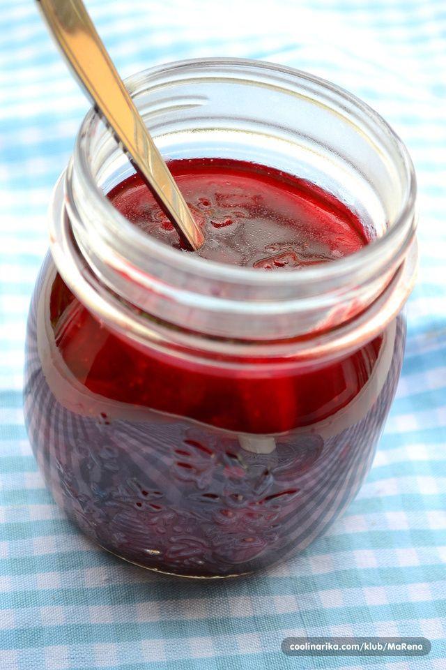 Strawberry Chutney | Curd, Jam, Chutney & Co. | Pinterest