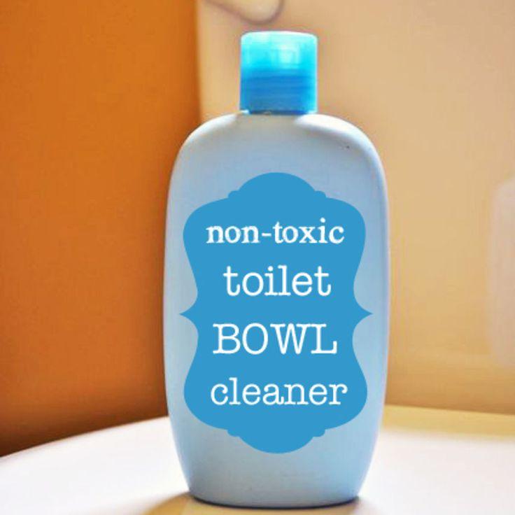 smart living Homemade Toilet Bowl Cleaner