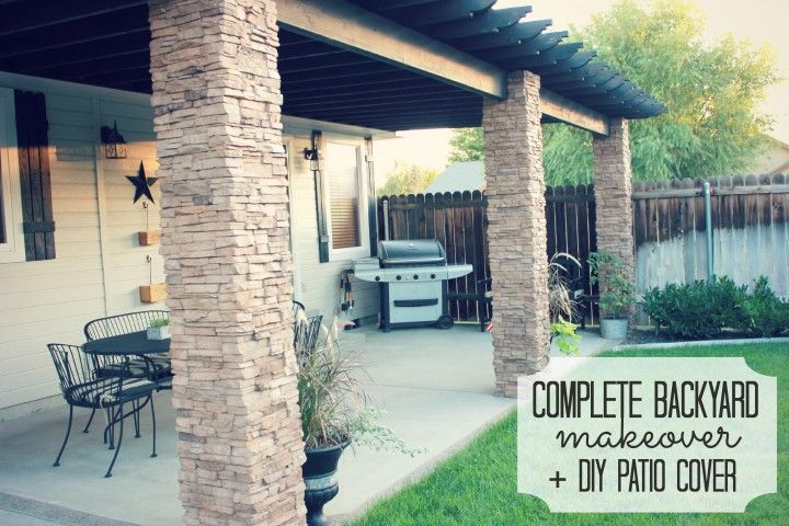 Backyard ideas on a budget diy home decor pinterest for Backyard remodel ideas on a budget