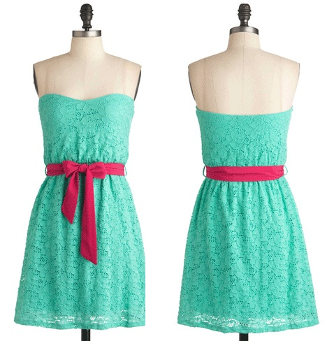 SO CUTE!! Loving this dress!! #teal #dress #pink #floral #summer #fashion #photography #love