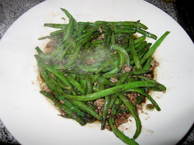Dry-Fried Sichuan String Beans | Recipes | Pinterest